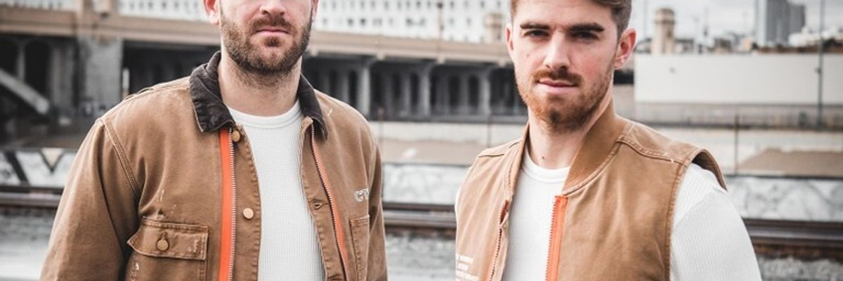 'There's a Real Energy in This City': The Chainsmokers on LA's Tech Scene