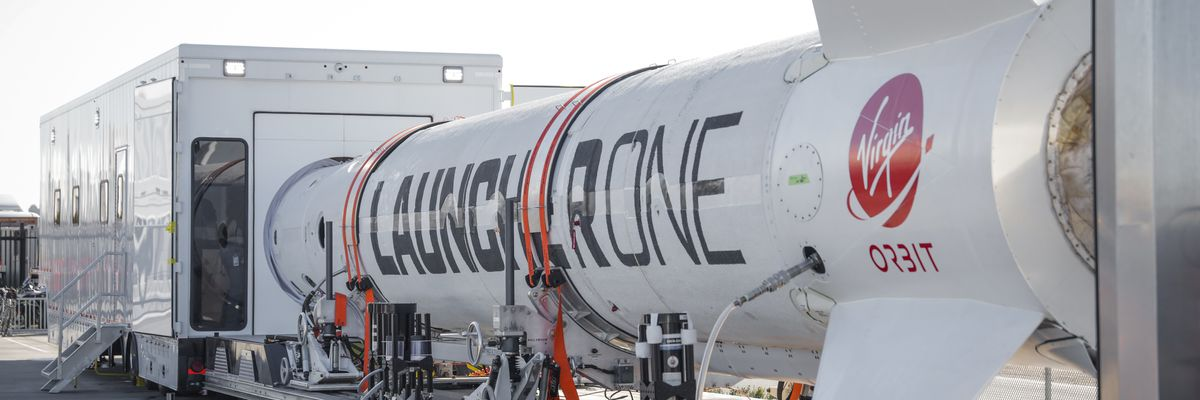 Virgin Orbit Plans for Second Launch After Failed Attempt