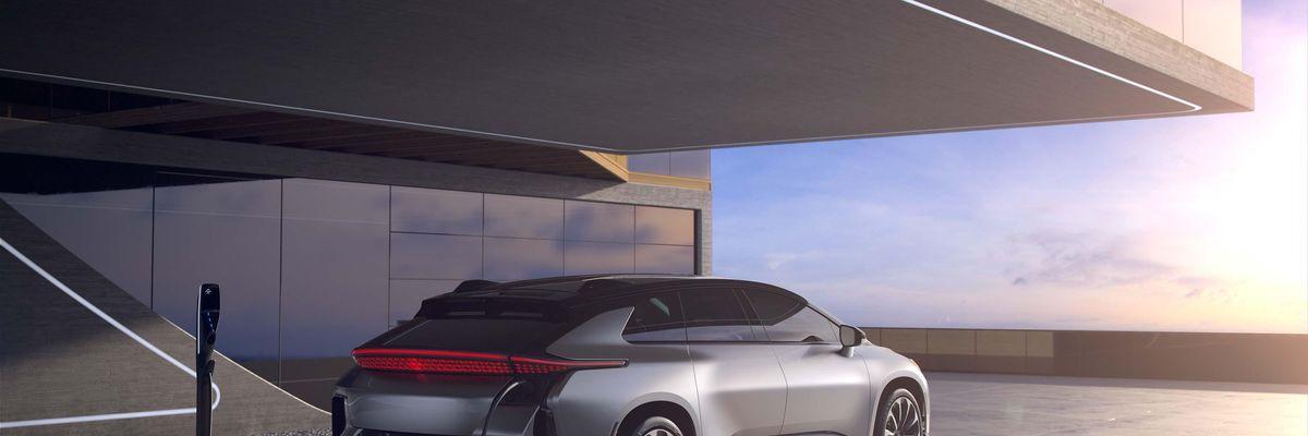 Faraday Future Pins Growth on Asia, Names Ex-Jaguar Executive Its China CEO