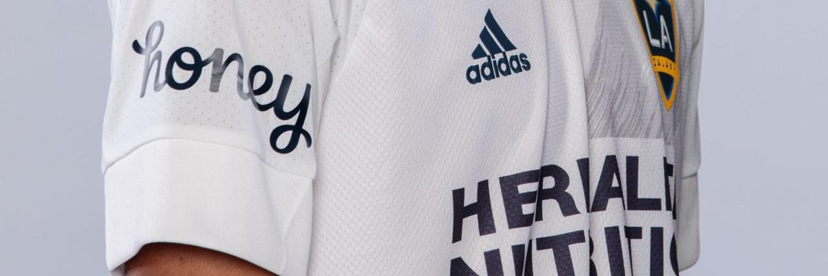Who is Honey, the LA Galaxy's New Sponsor?