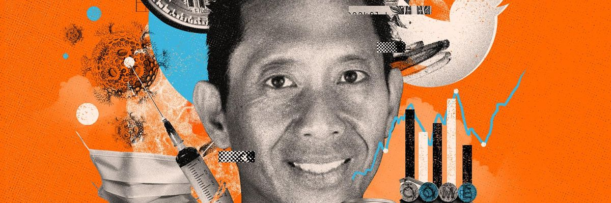 Peter Pham Is Not Afraid to Die. How One of LA's Preeminent VCs Became Obsessed with COVID