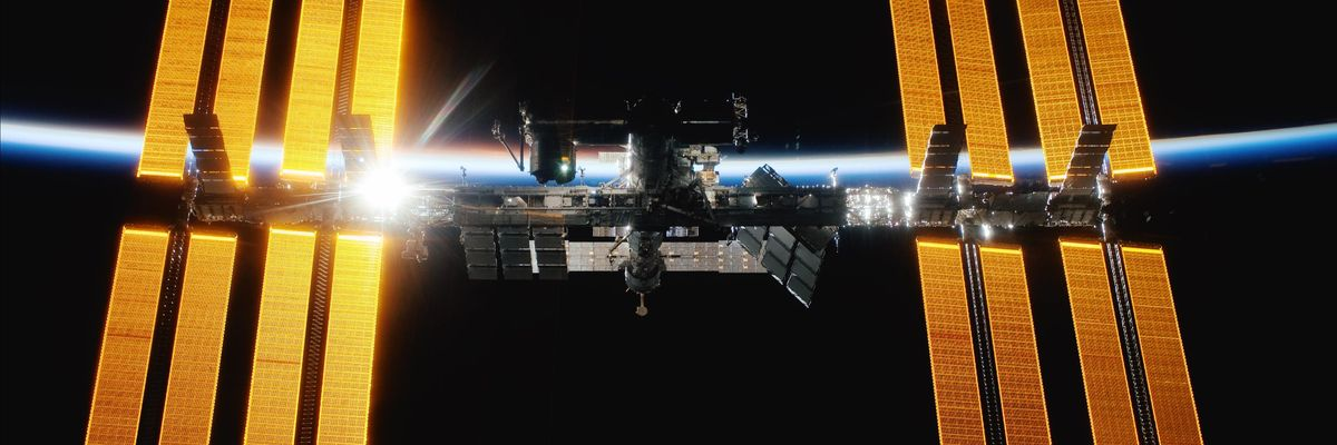 Twenty Years Ago Today, NASA First Sent a Woman to the ISS. Here's What She Sees for Future Missions.