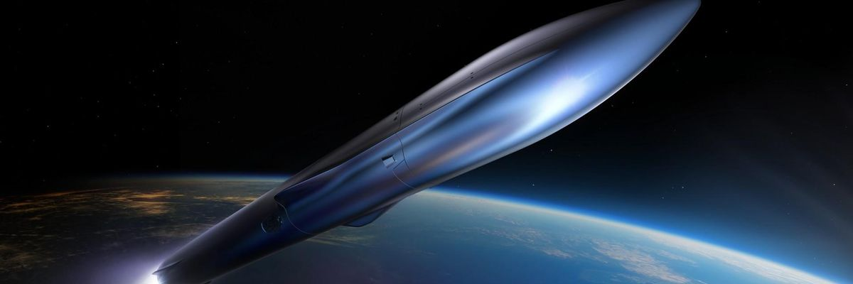 Relativity Space Raises $650M for Its Recyclable Rocket