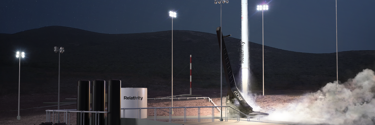 Relativity Space Can Now Launch from Both Coasts