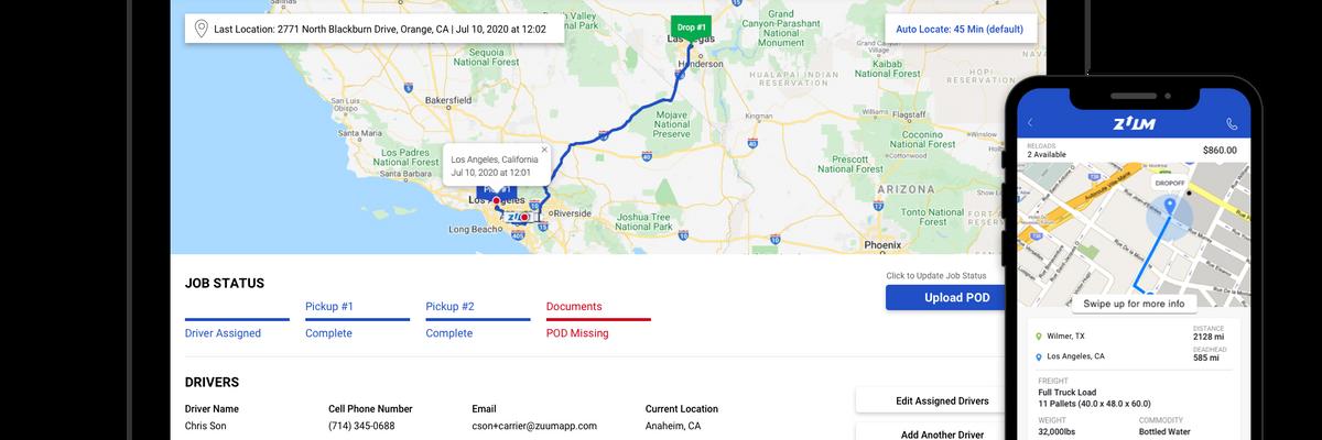 'We Created a Priceline for Trucking': Zuum Freight-Tech Platform Raises $8.5M