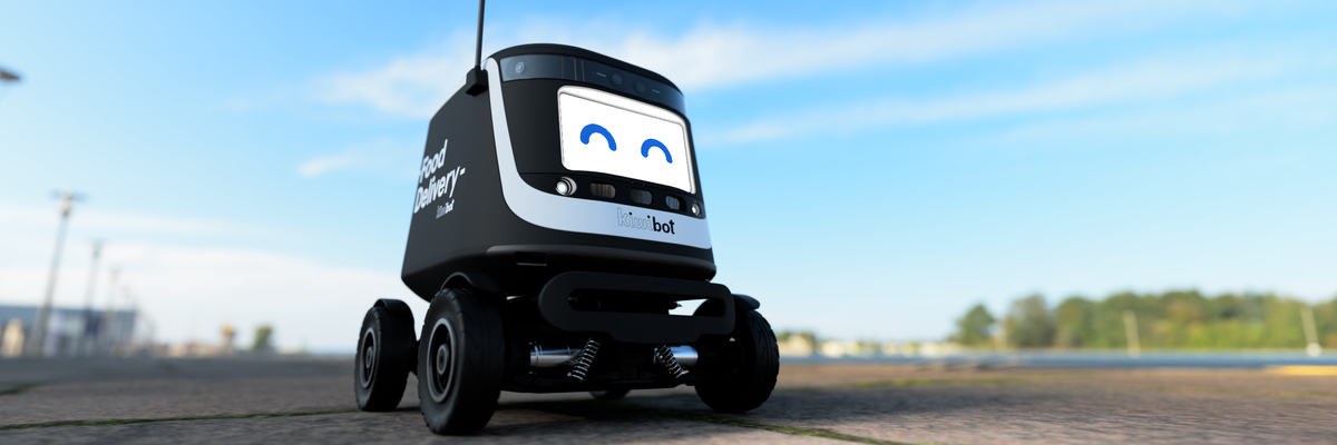 No Tipping Necessary: Hundreds of Delivery Robots Are Coming to Los Angeles