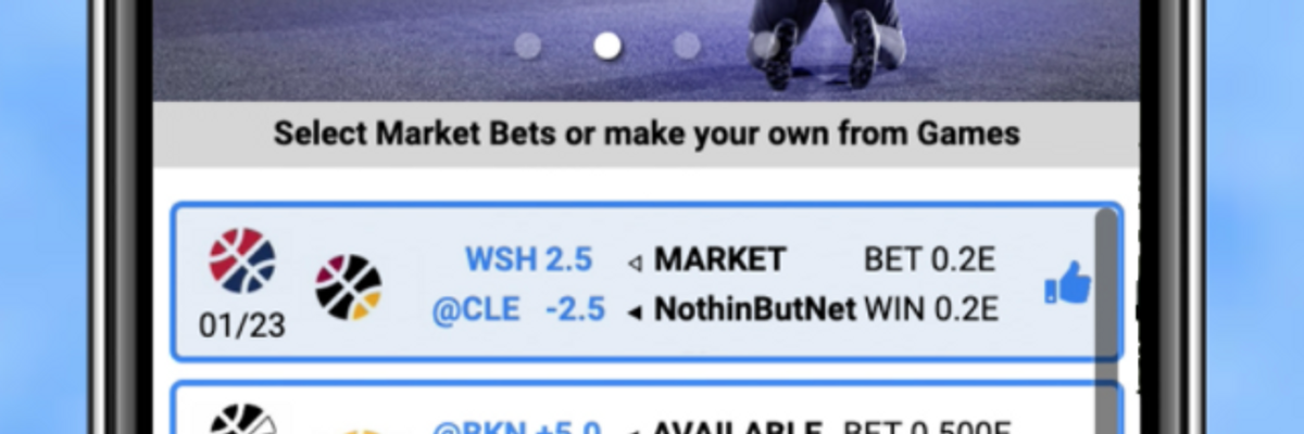 Ahead of March Madness, Wager App Blok Sports Snags $1.3M