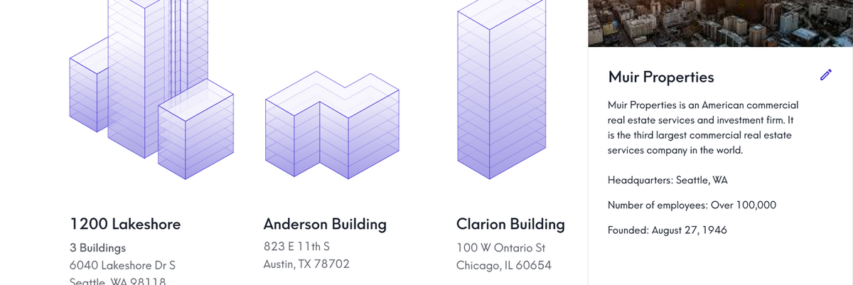 Mapped's Bid to Simplify the Chaos of the Built World