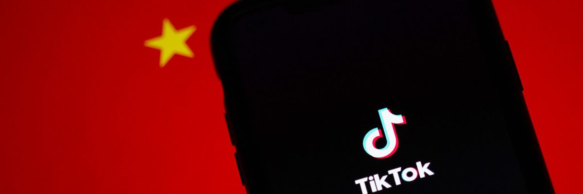 Justice Dept. Calls TikTok 'Direct Threat' to Privacy and Security of US