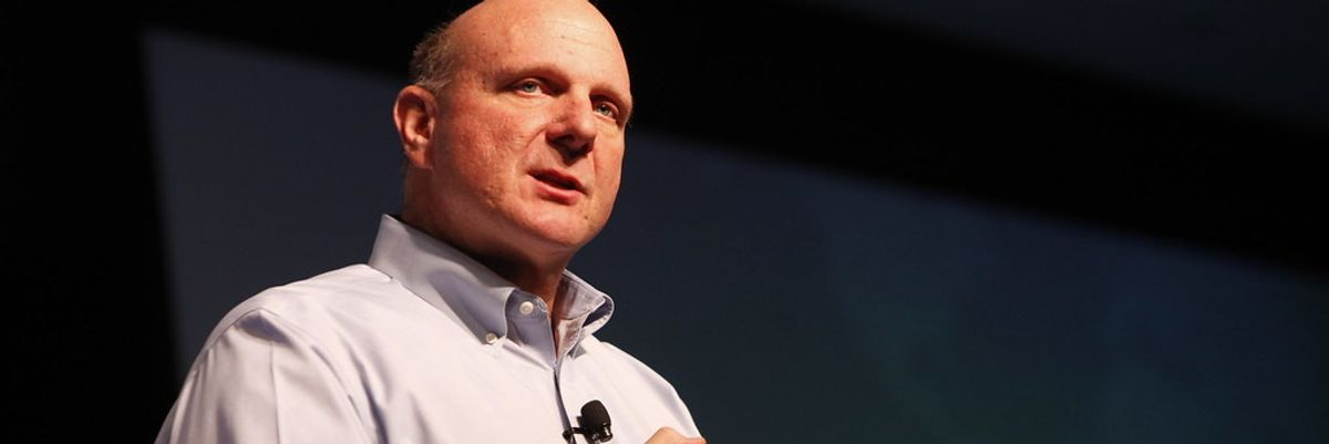 Steve Ballmer Pays $400M to Buy the Forum for Clippers