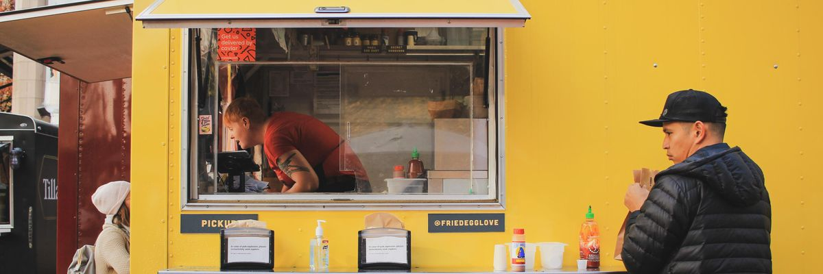 Weekly Tech Round Up: From Food Trucks to Startups