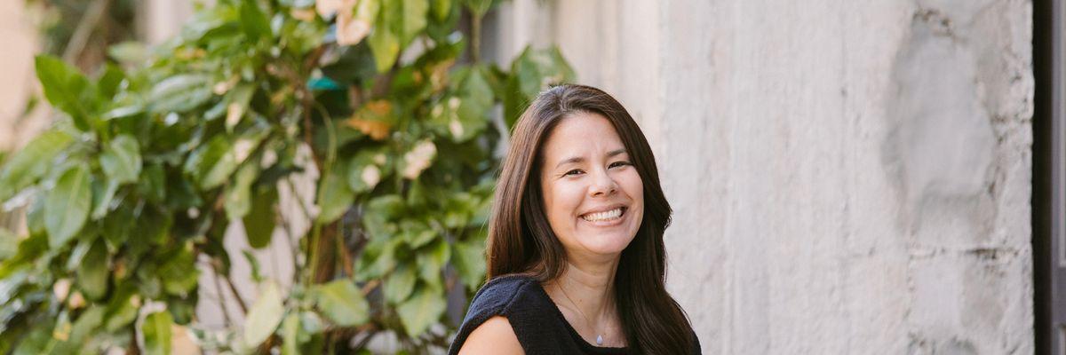 Miki Reynolds, founder of Grid110