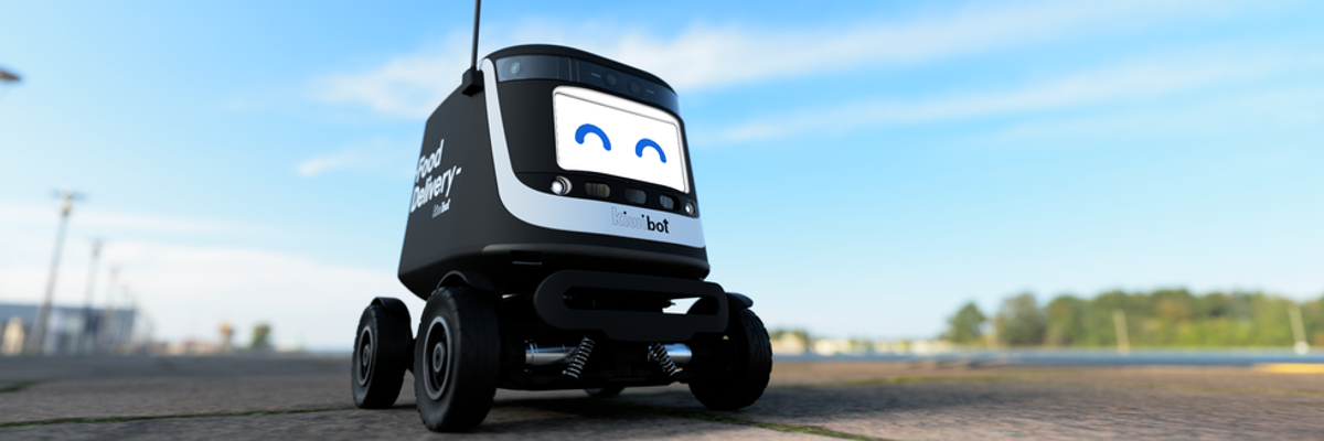 LA Considers Rules for the Road for a Coming Wave of Delivery Robots