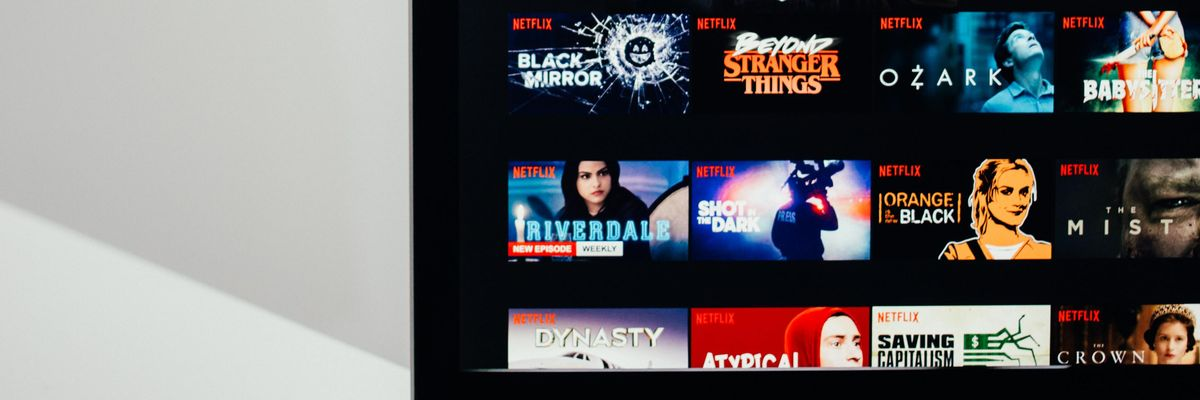 The Latest Signs of Netflix's Loosening Grip