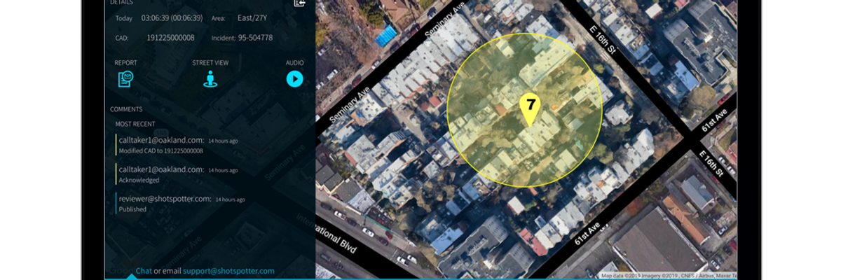 As Gun Violence Soars, Pasadena Experiments with AI to Locate Shots