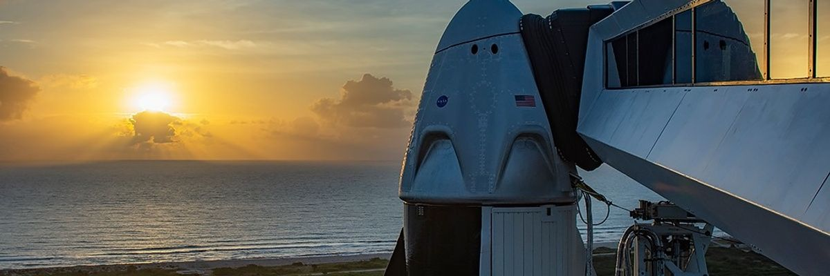 SpaceX Will Launch Four Civilians Into Orbit This Year