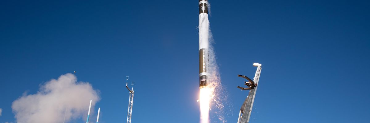 As It Heads Toward an IPO, Rocket Lab Takes Aim at SpaceX
