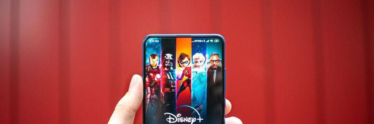 Disney CEO: Fans Want Flexibility